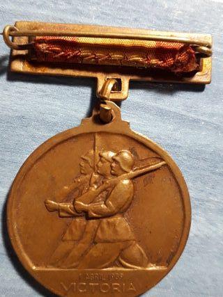 medalla guerra civil española