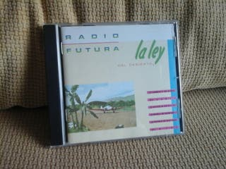 CD de RADIO FUTURA ( POP ROCK NACIONAL )