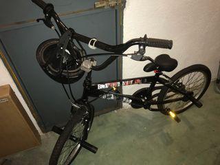 Bici tipo bmx