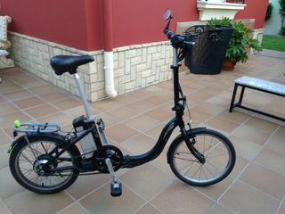 Bici eléctrica muy poco uso
