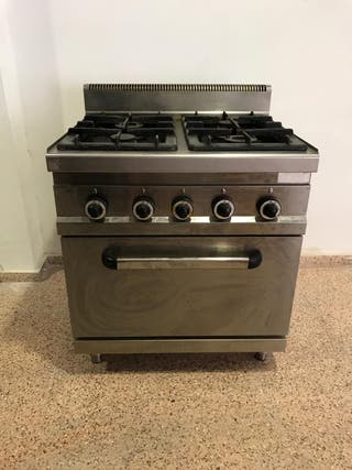 92f9a0afeac Cocina gas industrial de segunda mano en WALLAPOP