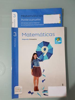Matematicas 3. Saber Hacer. santillana