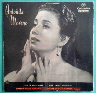 EP Antoñita Moreno. Saetas y Villancicos