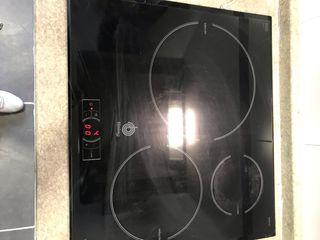 Campaña extractora horno y vitroceramica
