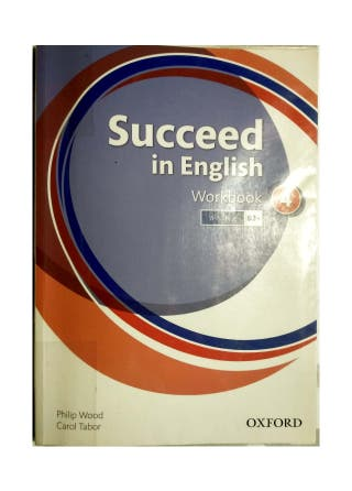 Inglés 4 ESO Succeed in English 4 Workbook