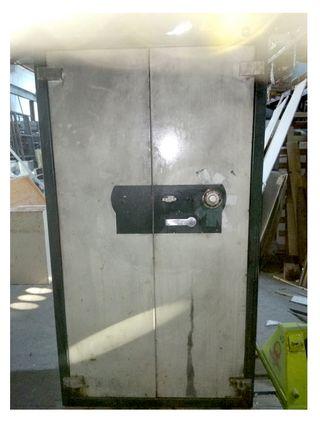 Caja fuerte armario