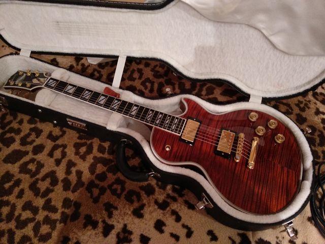 Gibson Les Paul Supreme Root Beer 2005 De Segunda Mano Por 2 400