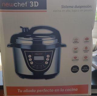 Olla programable cocina NEW CHEF 3D