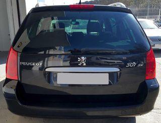 Peugeot 307 SW 1.6 HDi 110 CV Pack TECHO PANORAMICO