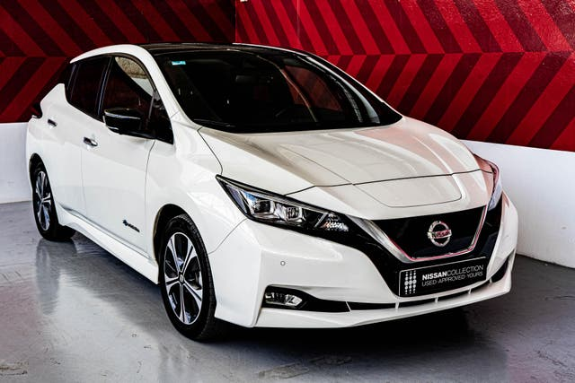 Nissan LEAF 40kWh Tekna