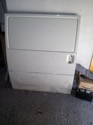 puerta corredera transporter t4