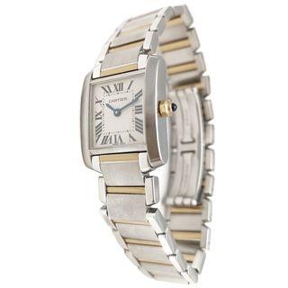 735746d77086 Reloj Cartier de segunda mano en Valencia en WALLAPOP