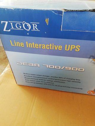 sai UPS zigor deba 700
