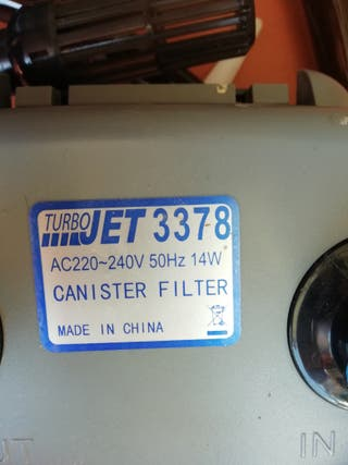 filtro turbo jet 3378