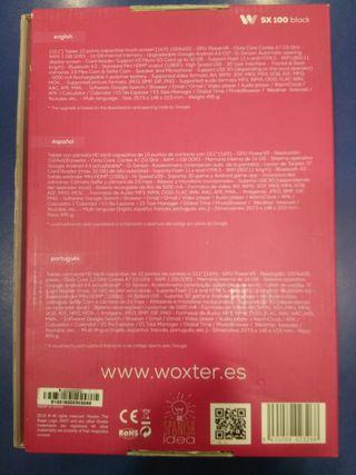 Tablet Woxter SX100 Black