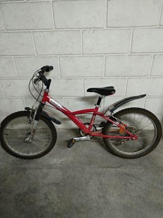 bicicleta para niño pequeño