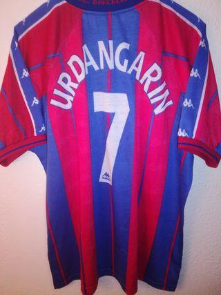 KAPPA FC Barcelona 1997-1998 Urdangarín 7