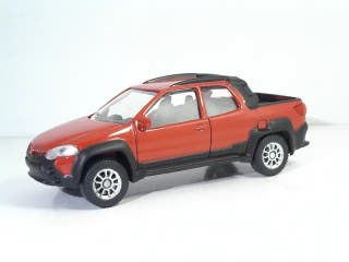 FIAT STRADA PICK-UP-1/43-Coche Miniatura