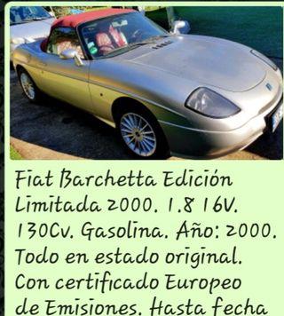 Fiat Barchetta 2000