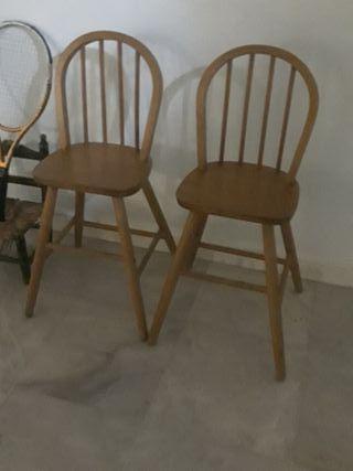 sillas niño ikea