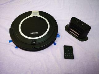 robot aspirador philips SmartPro Compact.