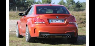 Difusor original Bmw 1M Coupé