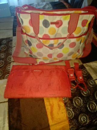 Bolso Tuc tuc para Silla de paseo bebe