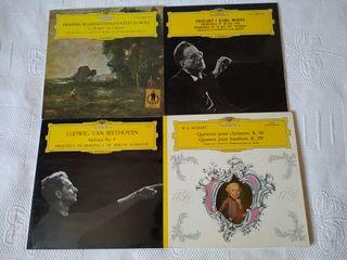 Vinilos música clásica