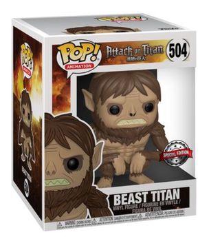 Funko Pop Beast Titán Exclusive