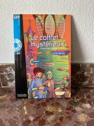 Le coffret mystérieux LFF A1 incluye CD