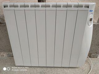 Radiador Eléctrico de bajo consumo, Calor Azul