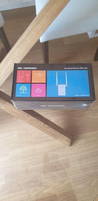 Repetidor amplificador wifi. NUEVO!!!