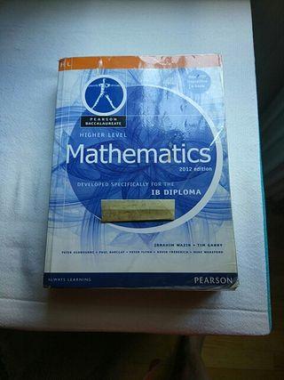 Mathematics specificallt for the IB DIploma