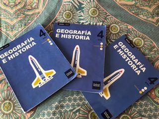 Geografía e historia 4ESO Oxford