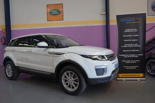 Range Rover Evoque 2.0 Ed4 -MANUAL-