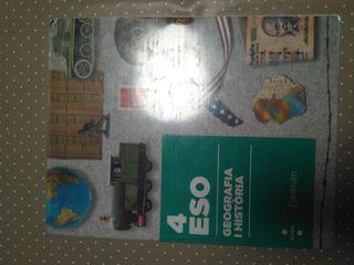 Geografia i historia 4ESO