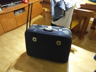 maleta grande de fácil de mober