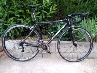 Bicicleta carretera carbono BH G4