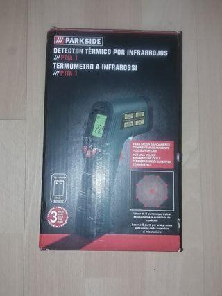 detector térmico por infrarrojos Parkside