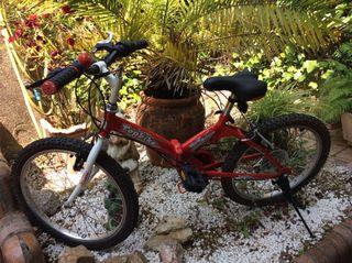 Bicicleta topbike plegable para niños