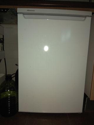 frigorífico mini Hisense