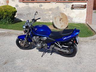 suzuki bandit GSF600 año 2001
