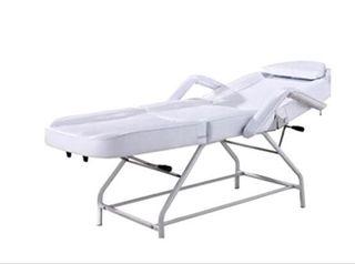 Camilla de masaje tres cuerpos