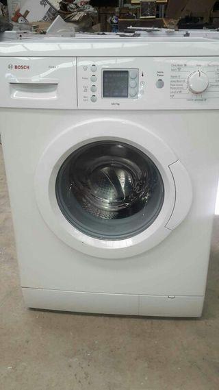 lavadora Boch 1000 rpm 7kg