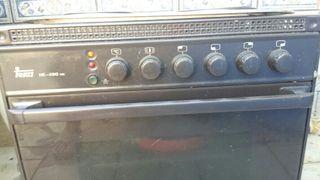 horno con placa