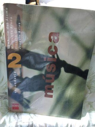 Libro música secundaria 2