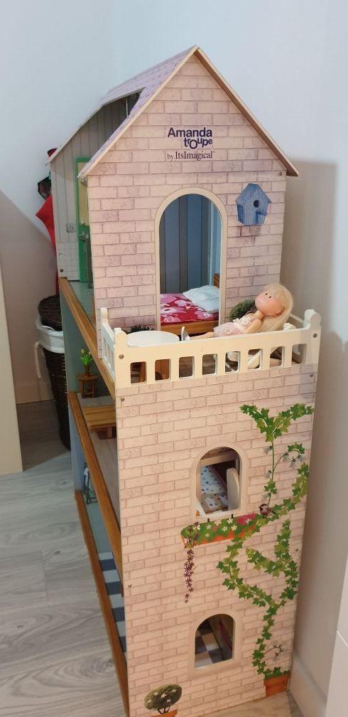 Casa De Muñecas AMANDA Y TOM Tienda Imaginarium