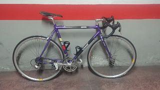 Bicicleta carretera Look