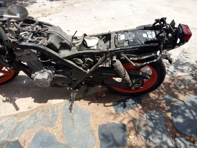 Honda cb500 r despiece