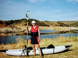 Kayak hinchable Sevylor River XK2